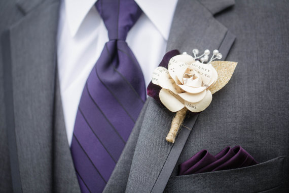 harry potter boutonniere