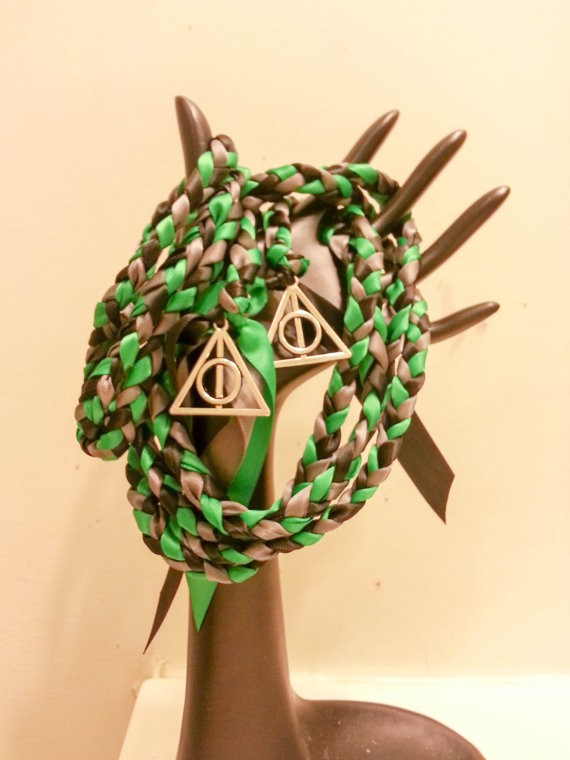 harry potter themed handfasting cord