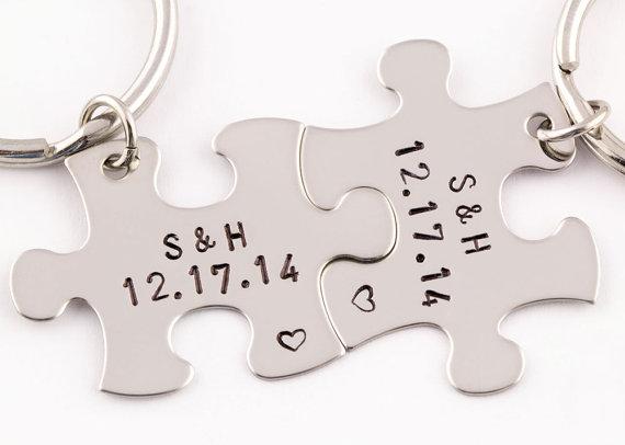 anniversary keychain by twentysix7