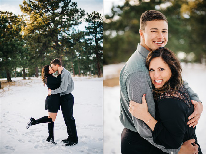 engagement session lookout mountain colorado   http://www.emmalinebride.com/real-weddings/engagement-session-lookout-mountain/   photo: Searching for the Light Photography - Colorado Wedding Photographer