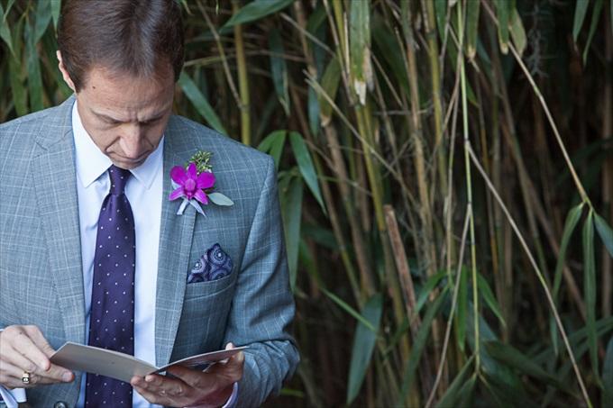 magnolia plantation wedding Whimsical Charleston Wedding | http://www.emmalinebride.com/real-weddings/whimsical-charleston-wedding-with-pretty-purple-colors | photo: MCG Photography - South Carolina Wedding Photographer