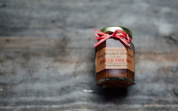 spread the love favor jar