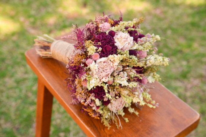 dried flower bouquets | https://emmalinebride.com/bride/dried-flower-bouquets/ | by the blaithin blair