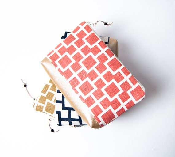 geometric clutches