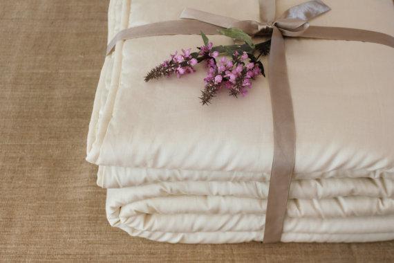 handmade duvet