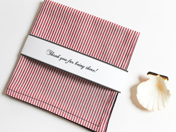 pocket square | via 50+ nautical wedding theme ideas at EmmalineBride.com