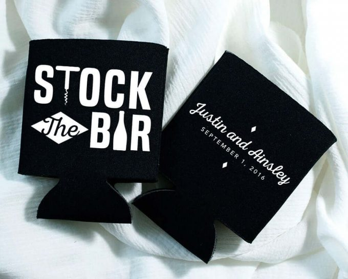stock the bar engagement party
