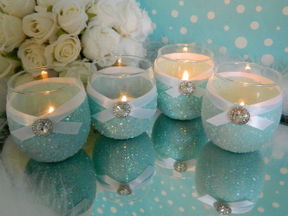 tiffany candles