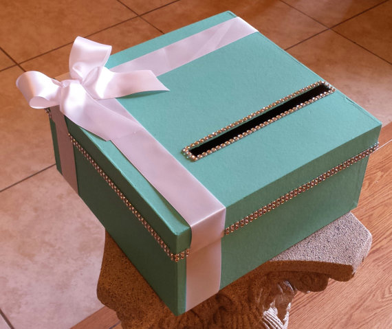 tiffanys card box