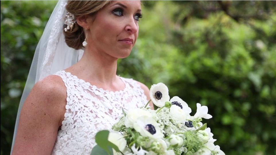 Napa + Sonoma Wedding Film| California Wedding Videography by Baby Blue Film | https://emmalinebride.com/real-weddings/alexis-joshs-heartfelt-wedding-a-sonoma-wedding-film/