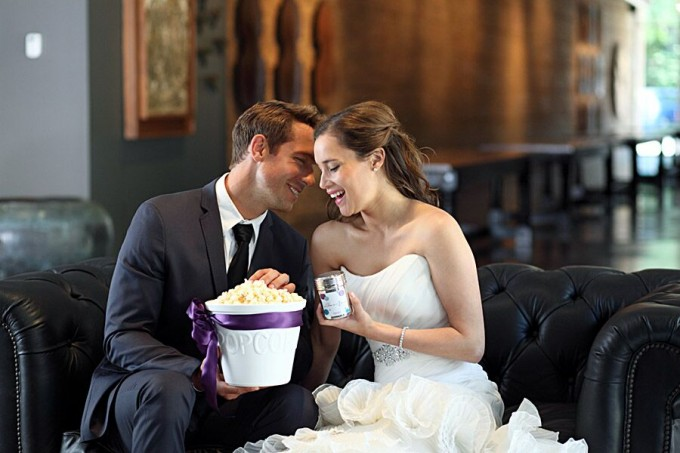 10 Tips for a Popcorn Wedding Bar