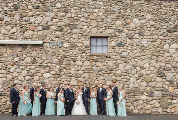 Lawton_Heritage_Community_Center_wedding_bridal_party