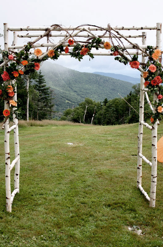 ceremony arch by blueskiesforever | Where to Buy Wedding Arches | https://emmalinebride.com/ceremony/arches-weddings/