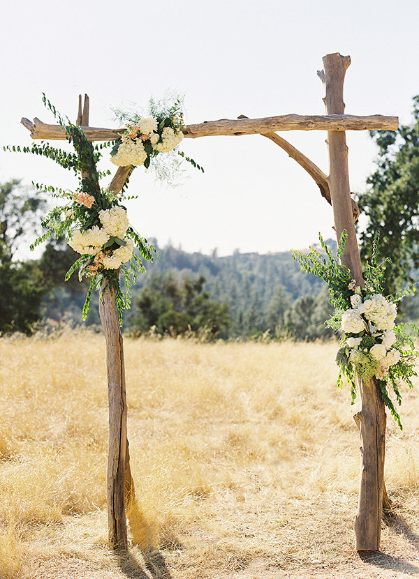 driftwood arch by saltygirlandlongdog | Where to Buy Wedding Arches | http://emmalinebride.com/ceremony/arches-weddings/