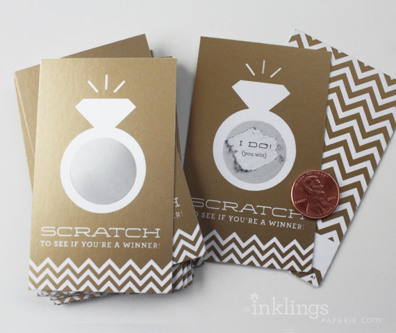 bridal shower scratch off game