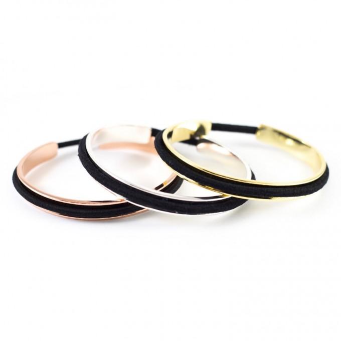 hair tie bracelets | https://emmalinebride.com/gifts/hair-tie-bracelets/