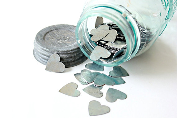 heart scratch off coins