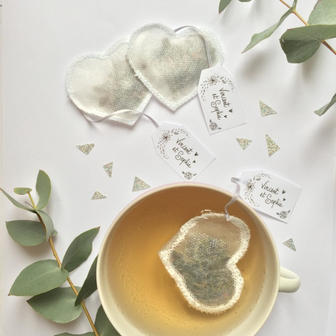 custom tea bags by tea heritage | https://emmalinebride.com/favors/custom-tea-bags/
