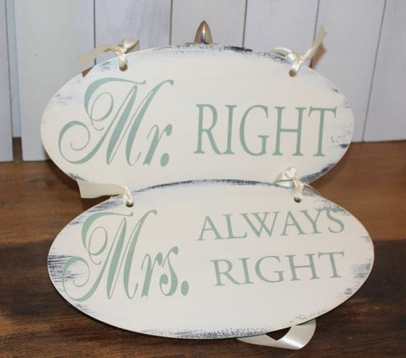 sage wedding chair signs by gingerbreadromantic | via Sage Wedding Ideas from http://emmalinebride.com/color/sage-green-wedding-ideas/