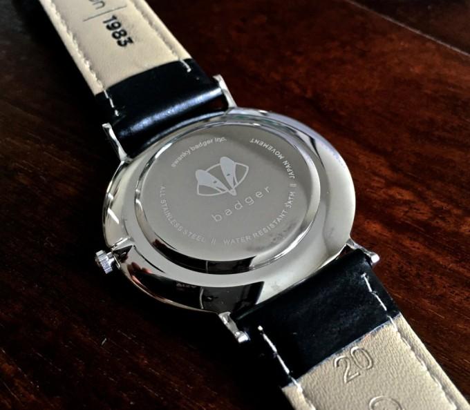 secret note | secret note groom's watch