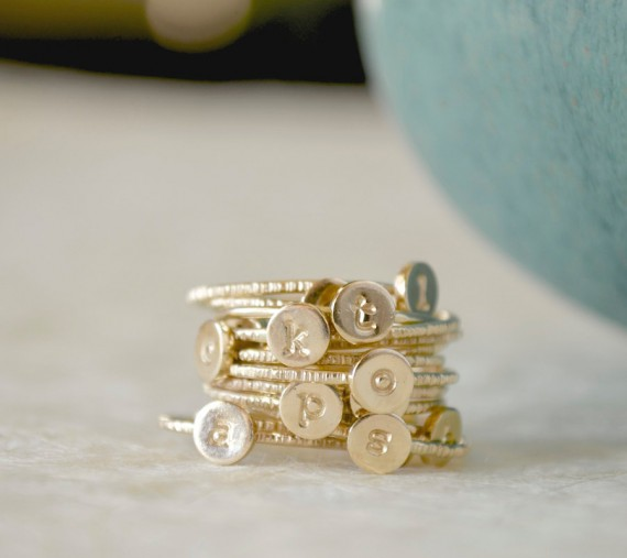 Stacking initial rings by FruitionLA