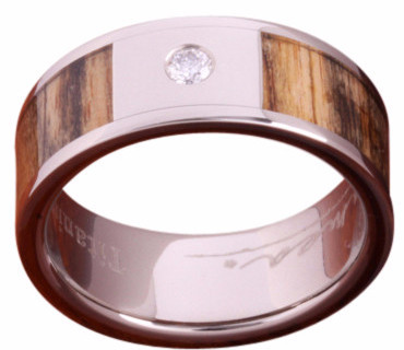 Wood Rings Groom Picks | Northern Royal | https://emmalinebride.com/groom/wood-rings-groom/