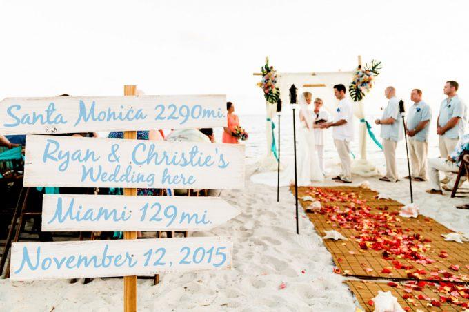 Directional Signs for Weddings | by iDecor4you | via Emmaline Bride - http://emmalinebride.com/wedding/directional-signs-weddings/