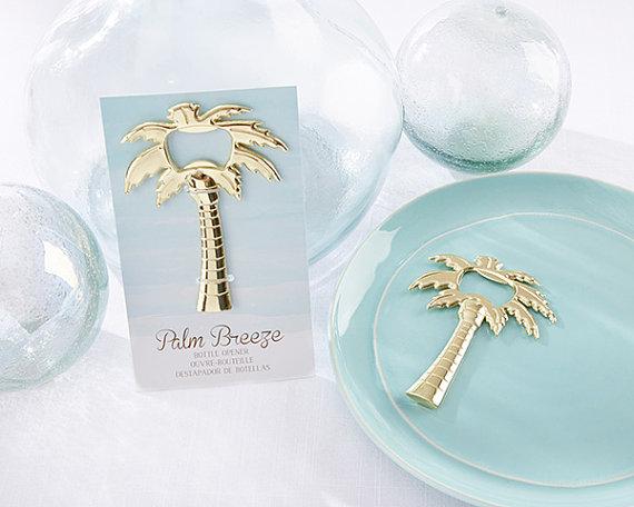 Palm Tree Bottle Opener by Taara Bazaar | via Palm Tree Bachelorette Party Ideas http://bit.ly/2db3WOL