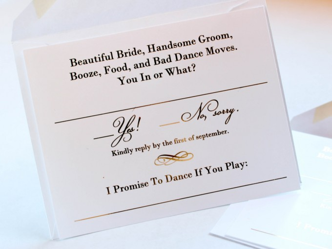 How to Get Guests to RSVP to your Wedding | https://emmalinebride.com/etiquette/how-to-get-guests-to-rsvp/