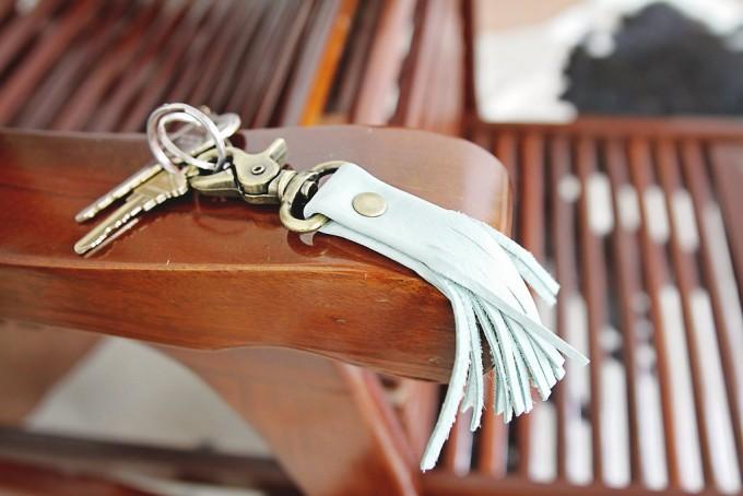 tassel-keychain-matching