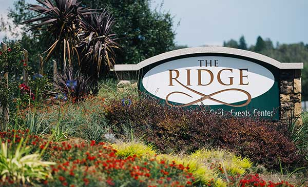 sacramento weddings the ridge golf course and event center - wedding venue