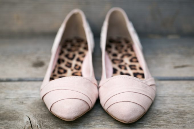 Pointy Toe Flats by Walkin On Air | 21 Wedding Flats That Will Look Beautiful for the Bride - http://emmalinebride.com/bride/wedding-flats-bride/