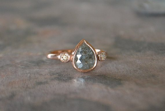 best engagement rings etsy