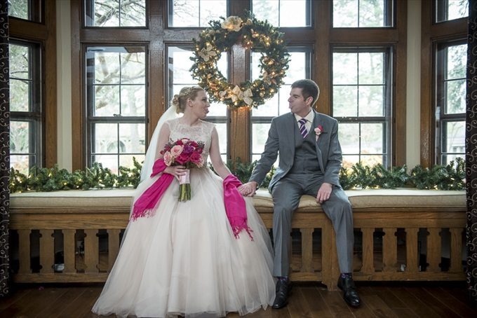 A Wedding You Must See!  Holly + Mike at the Buhl Estate Wedding | http://emmalinebride.com/real-weddings/a-wedding-you-must-see-holly-mike-at-the-buhl-estate-wedding/ | You Bet I Do Photography