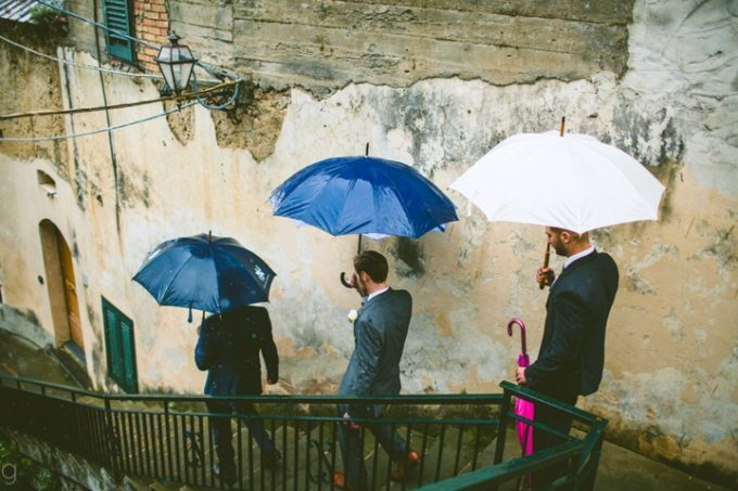 Positano Italy Wedding: Carlena and Andrew | photo by Carolyn Scott Photography