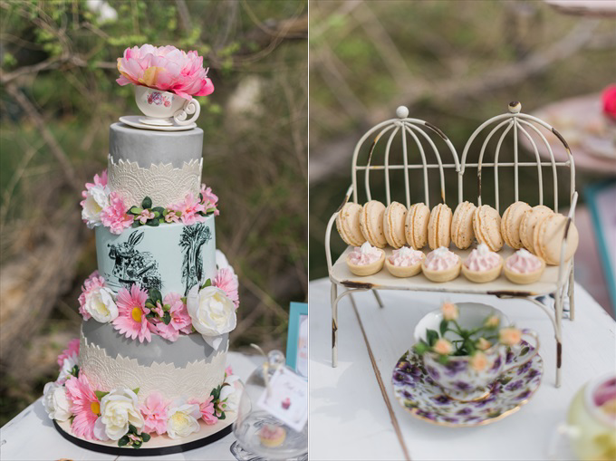 Alice in Wonderland Wedding Theme Ideas | photo by Emma+Josh | via https://emmalinebride.com/real-weddings/alice-in-wonderland-wedding-theme-ideas/