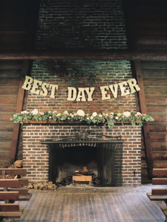 diy best day ever sign