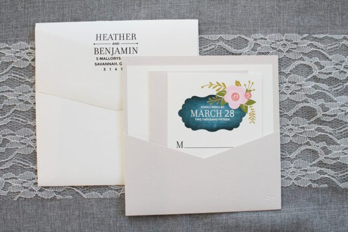 square wedding invitations | by invited by lamaworks, http://etsy.me/2jzCffW | via https://emmalinebride.com/invites/square-wedding-invitations-etsy