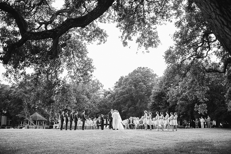 Wilmington NC Outdoor Wedding:  Lauren + Lars - photo by Eric Boneske | http://emmalinebride.com/real-weddings/wilmington-nc-outdoor-wedding/