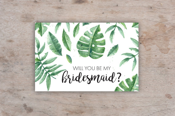 27 Tropical Palm Tree Wedding Ideas | https://emmalinebride.com/themes/palm-tree-wedding-ideas/