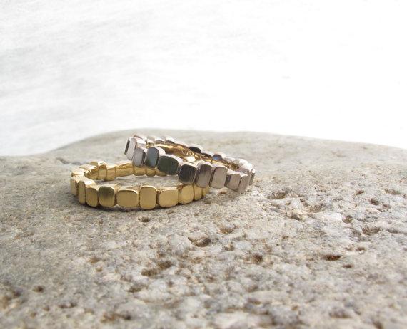unique matching wedding bands