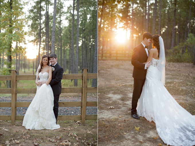 Beautiful and Rustic Alabama wedding at the Douglas Manor | Stefani Marie Photography - https://emmalinebride.com/real-weddings/rustic-douglas-manor-wedding/