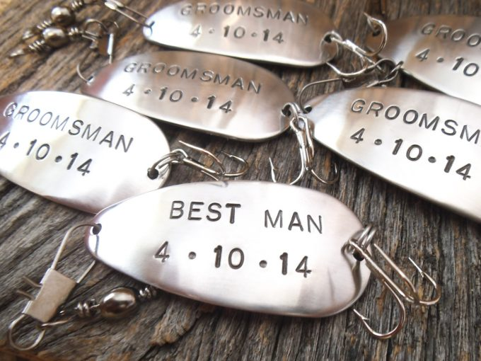 Where to Buy Fishing Gifts for Groomsmen