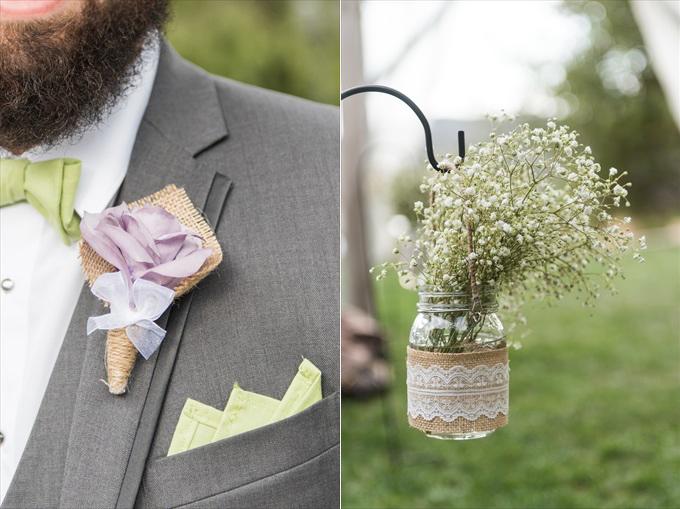 Secluded Garden Estate Wedding - http://emmalinebride.com/real-weddings/a-secluded-garden-estate-wedding-smores-burlap-and-more/ | Emma + Josh Photography - California wedding photography