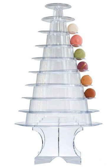 Where to buy a macaron stand for weddings