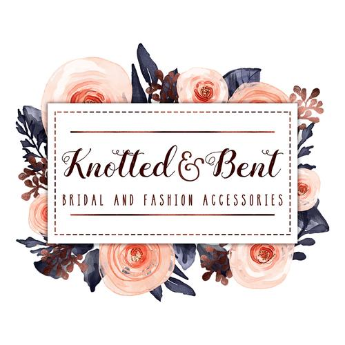 where to buy wedding garter sets | garter by knotted & bent | via http://emmalinebride.com/bride/where-to-buy-wedding-garter-sets