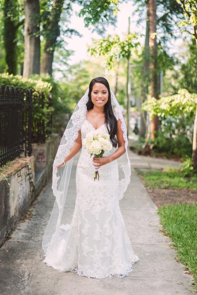 handmade wedding veils by blanca veils