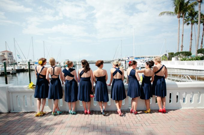 where to buy mismatched bridesmaid dresses