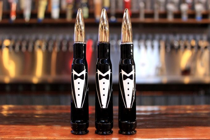 Groomsman bottle opener | by Bottle Breacher | http://emmalinebride.com/gifts/groomsman-bottle-opener