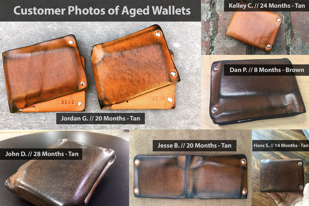 leather wallet that lasts forever